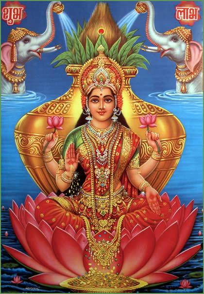 Sri Maha Lakshmi Ashtakam