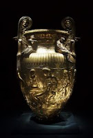 Photo of a Grecian urn