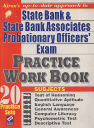 SBI PO Practice Work Book