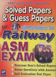 Railway ASM Solve Papers