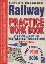Railway Technical & Non Technical Practice Work Book