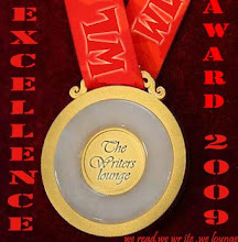 WRITER'S LOUNGE EXCELLENCE AWARDS....
