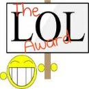 The LOL Award.
