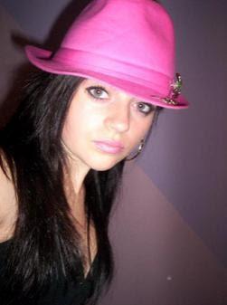 Emos Rosas Para Facebook Chicas Con Ojos Azules Fotos Wachalol