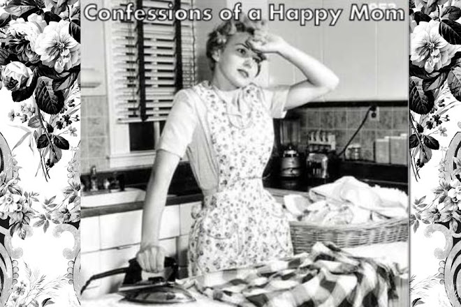 Confessions of a Happy Mom