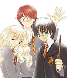 احلى صور هاري بوتر Harry+potter+anime