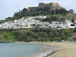 Rhodos, Dodekanese, Greece