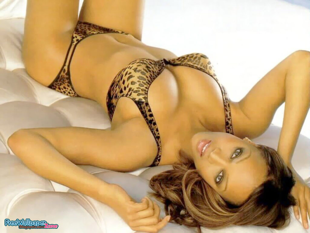 Tyra Banks Beautiful Body