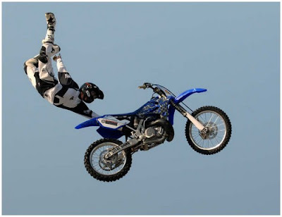 bikes stunts in India