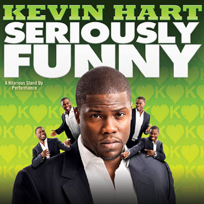Les Enfants Terribles: Album Review: Kevin Hart, Seriously Funny