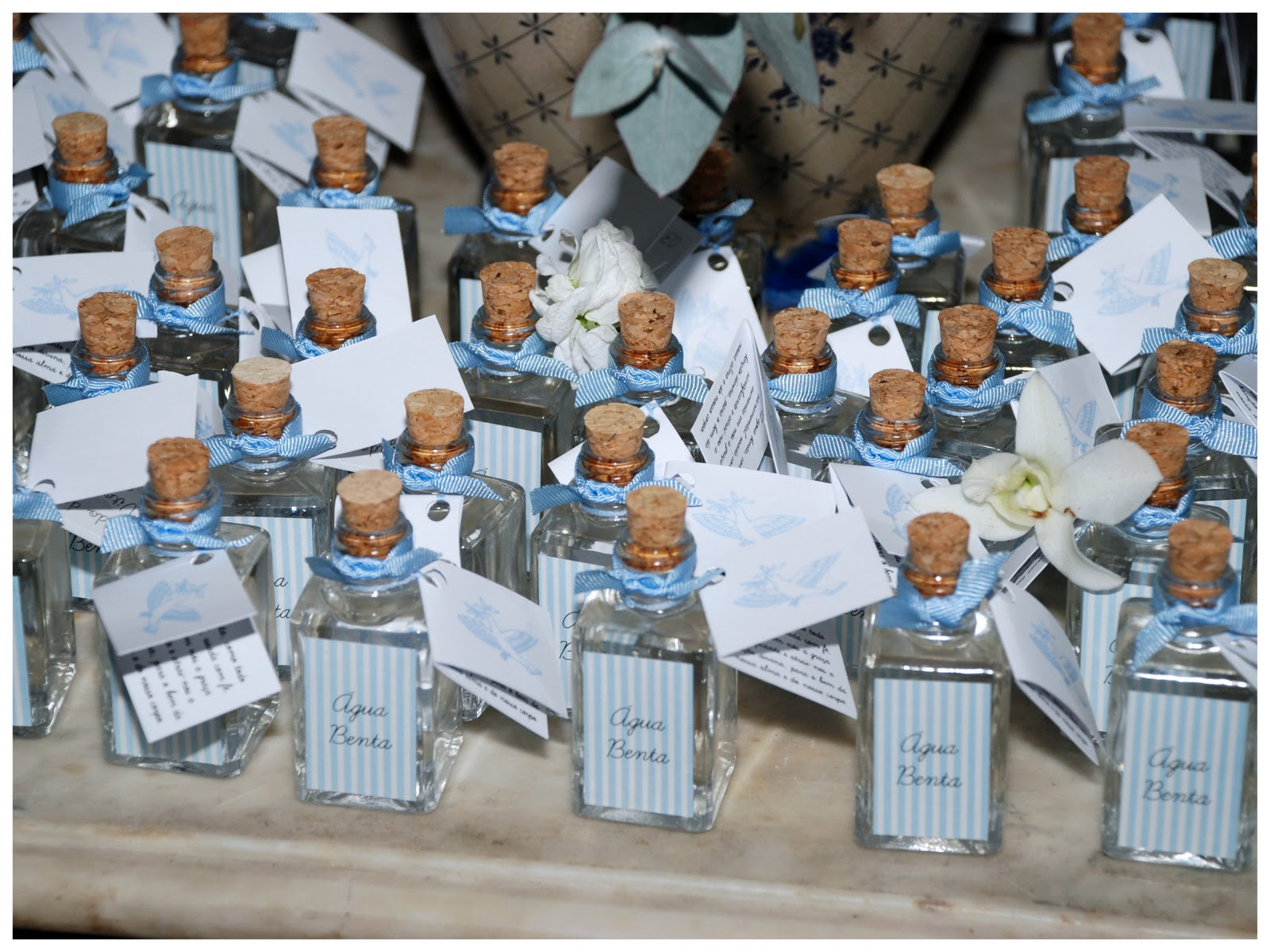 Baby baptism decorations best baby decoration for Baby boy decoration