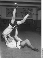 Berlin, Jiu-Jitsu-Schule