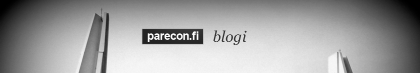 Parecon Finland Blogi