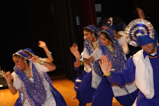 many folk dances are performed