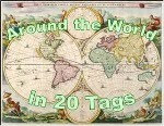 Around the World in 20 Tags Swap