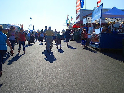 Heading into The Dutchess County Fair