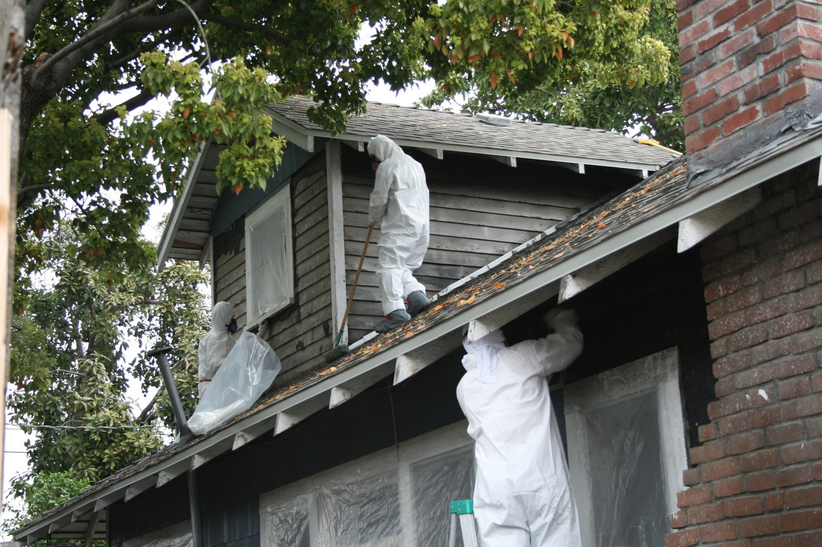 Asbestos Roofing Professionals