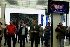 Vidéo performance : Bélier, création pour Art Cité 2008