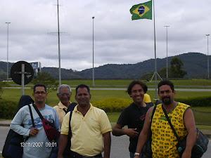 Hora de Espera en el Aereopuerto de Brasil