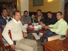 Compartiendo en Quito