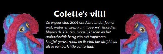 Colette's vilt!