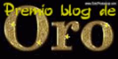 "PREMIO ""BLOG DE ORO"". Me lo ha concedido Mercè del blog ""cuina per llaminers"""
