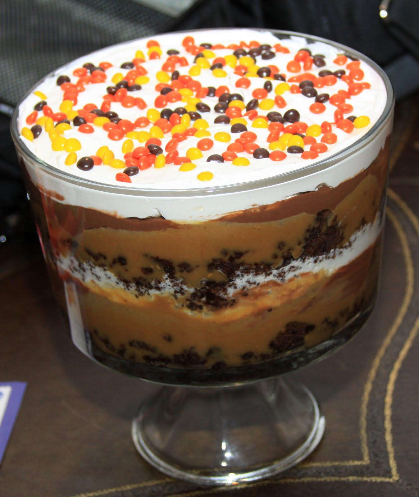 LSU Cajun Girl: Chocolate Peanut Butter Trifle