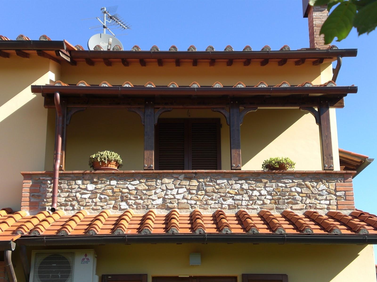 Montagnani paolo s r l strutture in legno tettoia for Terrazza design