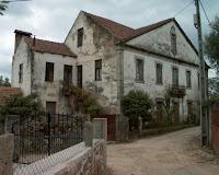 Casa antiga em Santiago