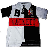HACKETT White No. 8