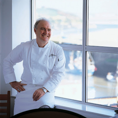 Rick Stein in His Chef's Whites
