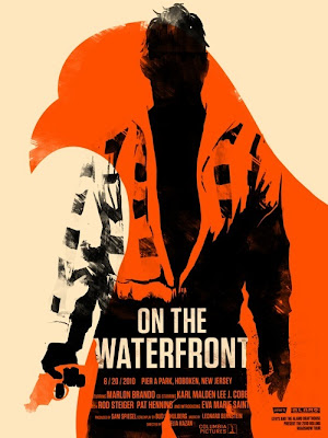 On The Waterfront Poster - Olly Moss