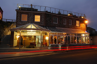 The Seafood Restaurant in Padstow