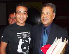 PROF. ALBERTO ANAYA Y MARCO POLO CALDERON