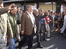 MARCHA EN DEFENSA DE PEMEX 23 DE OCTUBRE 2008
