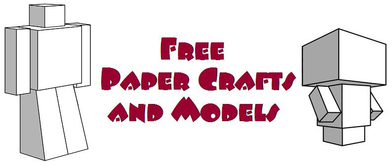 Free Paper Crafts and Models