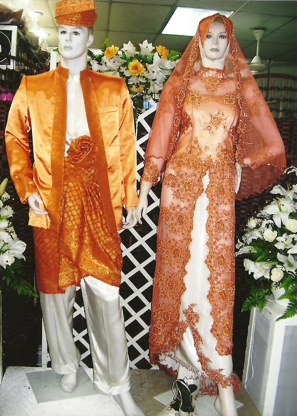 Koleksi Terbaru Pakaian Pengantin ::