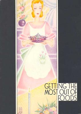 vintage Pyrex booklet