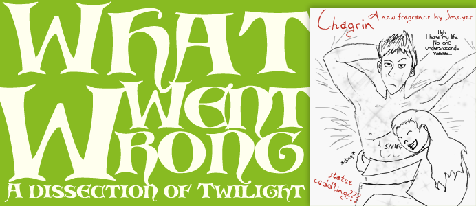 What Went Wrong: A Dissection of Twilight