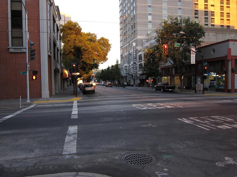 Sacto City Streets