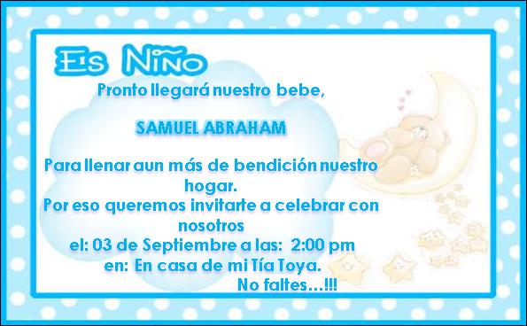 Tarjetitas para souvenirs de baby shower para imprimir gratis - Imagui