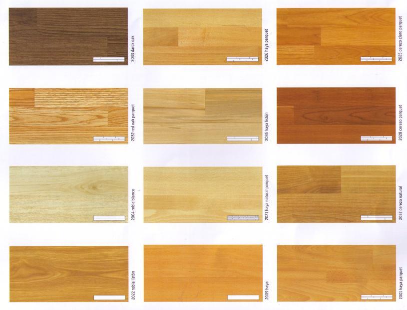 Unipark especialistas en parquet catalogo - Tipos de barniz para madera exterior ...