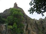la chapelle du chateau d'Arlempdes