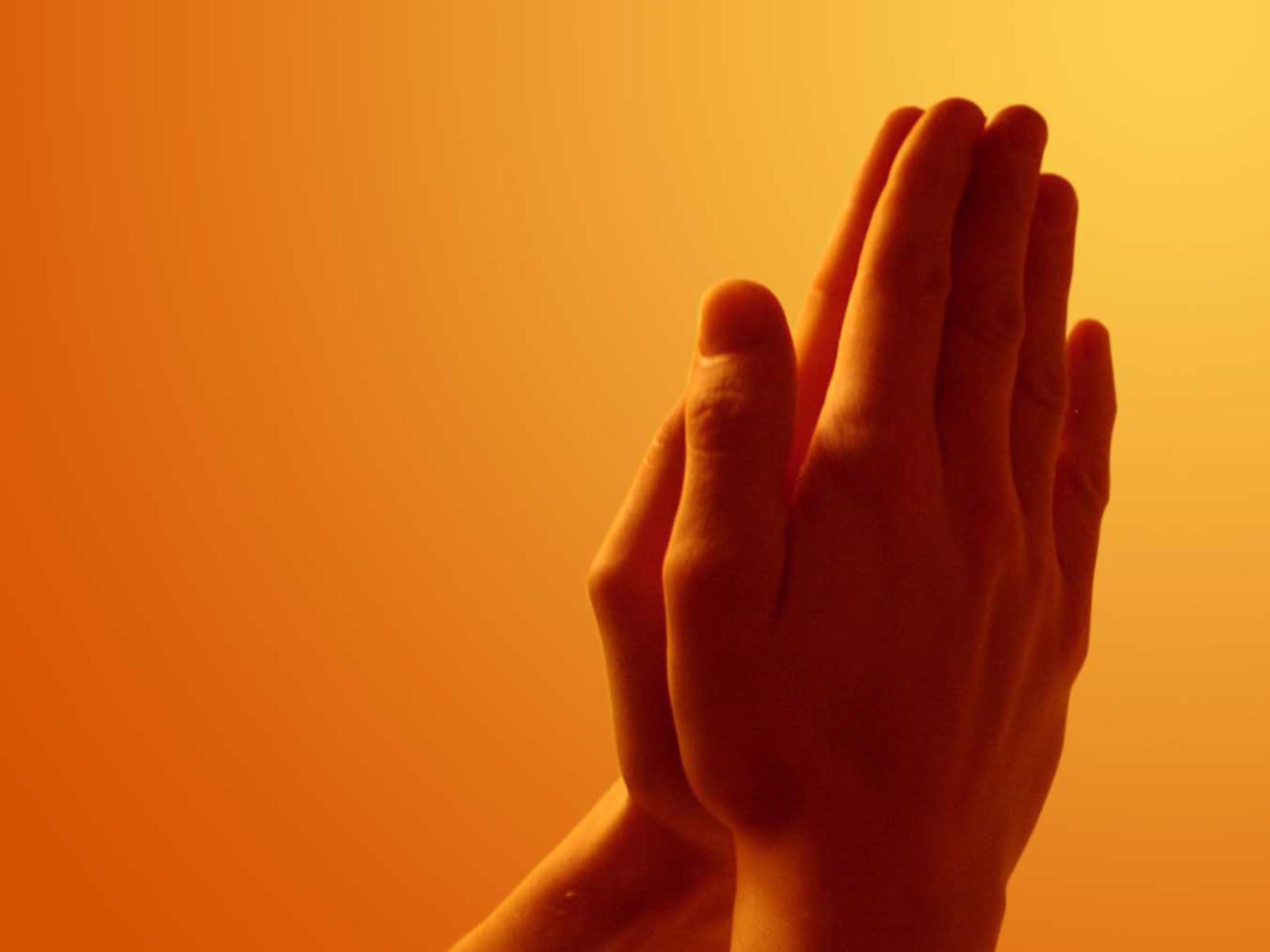 Child Prayer Hands A call to prayer: reclaiming
