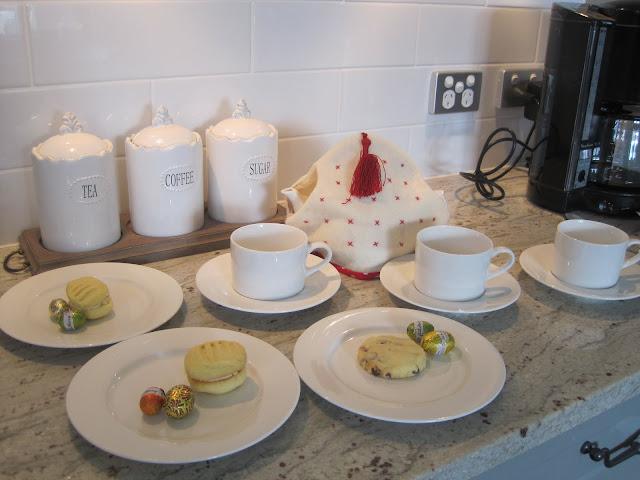 Tea Time with Natasha in Oz, Dimakusi British Orange Pekoe