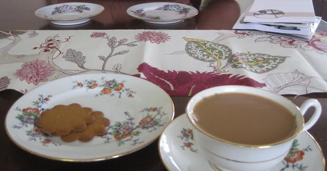 Tea Time around the world via Natasha in Oz