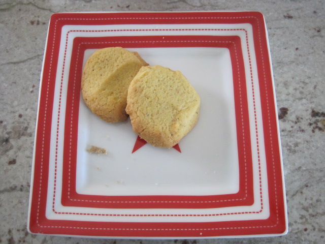 Christmas Cooking ~ Eggnog Cookie Recipe via Keeping the Christmas Spirit Alive 365