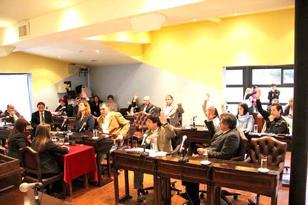 Legislatura sesiona el 1º de enero por IPAUSS