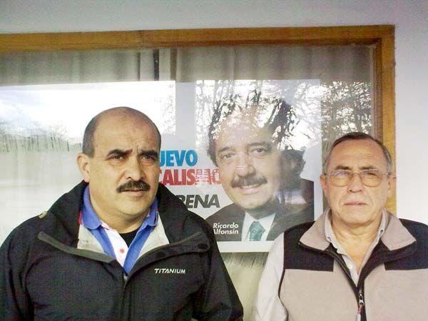 Pipo Intendente, Tachi Gobernador