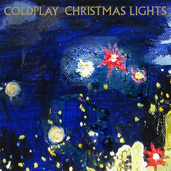 PIANO TRANSCRIPTIONS: Coldplay - Christmas Lights
